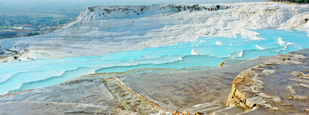 5 Facts about Pamukkale: Turkey's Cotton Castle